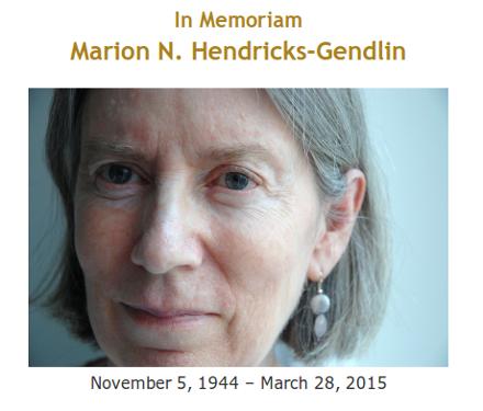 Mary_Hendricks-Gendlin_Focusing