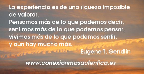 focusing_experiencia